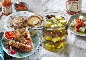 """Vyzkoušejte středomořské recepty v hlavní roli se """"srbským zeleninovým kaviárem"""" - ajvarem."""
