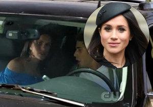 Princ Harry asi nemá radost z některých scén, které Meghan Markle natočila.