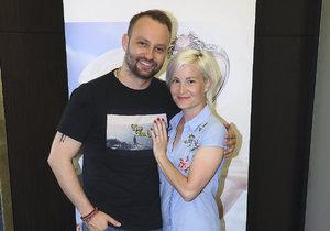 Marek Dědík se už brzy ožení se svou snoubenkou.