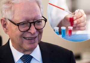 """""""Dnes léčíme i rakovinu, která dříve zabíjela."""" Mikrobiolog Vilček popsal vývoj nových léků"""