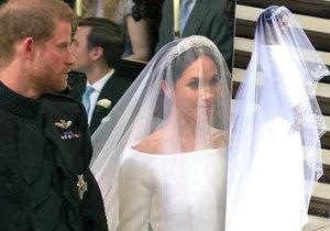 Šaty nevěsty očima Františky