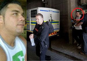 Krejčířův bývalý bodyguard čelí vážným obviněním.