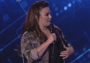 Ewa Farna vystupovala v SuperStar