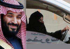 V Saúdské Arábii zatkly čtyři aktivistky, které bojovaly za zlepšení postavení žen v tamní společnosti.