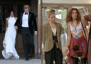 Meghan bez Harryho dopadla jako Julia Roberts v kultovním snímku Pretty Woman. Návrháři ji úplně zazdili. Teď je však vše jinak.