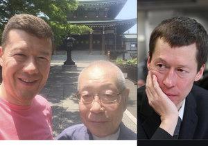 Hayato Okamura a jeho bratr Tomio se v politice neshodnou. Oba však mají strach o jejich otce.