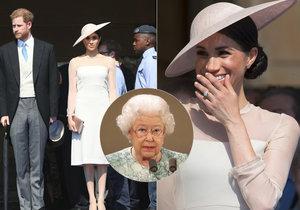 Vévodkyni Meghan čeká peklo: Půl roku smí jen sedět a poslouchat!