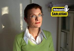 Šéfka šarlatánů Klímová versus Blesk: Jak brání kšeft a na koho svalila vinu?