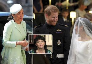 Sestra vévodkyně Meghan znovu útočí: Jed plive na nevlastní matku i královnu!