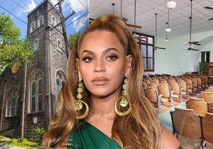 Beyoncé si koupila kostel.