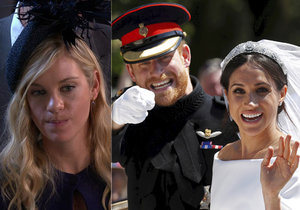Zoufalá ex prince Harryho Chelsy Davy: Emotivní telefonát těsně před svatbou!
