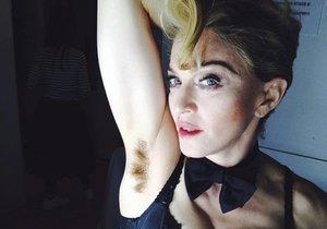 2014 – Madonna podpořila kampaň Umění pro svobodu.