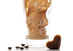 Test - ledová káva