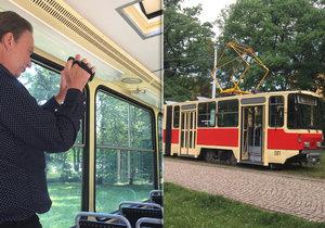 Legendární a jediná dochovaná tramvaj KT4D