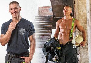 Dámy, tohle jen tak nerozdýcháte: Slovenský hasič se ukázal, co nosí pod uniformou!