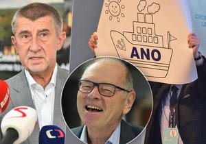 Ivan Pilný se chce pokusit o návrat do politiky. Bývalý ministr financí bude kandidovat do pražského zastupitelstva i do Senátu. Kritizuje Andreje Babiše za slibování miliard v krajích i za úvahy o spojenectví s KSČM a SPD
