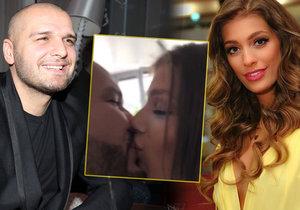 Rapper Rytmus by si k sobě rád nastěhoval svou novou lásku Jasminu Alagič.