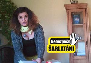 """Lenka Krutilová alias """"paní vykadit rakovinu"""" už v kontroverzním Aktipu nepracuje"""
