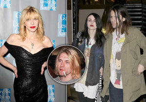 Exmanžel dcery Kurta Cobaina žaluje Courtney Love za pokus o vraždu.