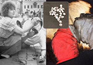 Před 28 lety otřásl Staroměstským náměstím výbuch při teroristickém útoku.