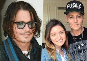 Johnny Depp vypadá jako smrtka! Fanouškové se bojí vážné nemoci.