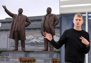 Travis napsal o Severní Korei knihu