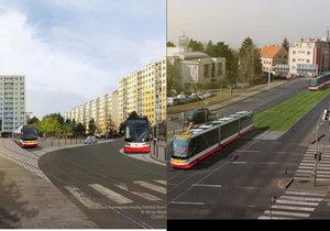 Tramvajová trať z Kobyliského náměstí do Bohnic má novou studii.