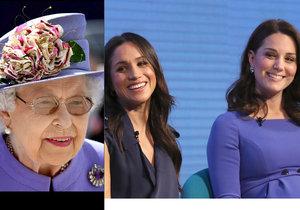 Další zvláštní výsada pro Meghan? Královna to zatím nepovolila Williamovi a Kate ani Harrymu!