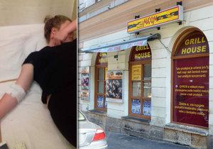 Kebab v Hradci Králové otrávil 81 lidí: Policie již zná viníka