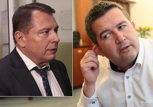 Paroubkovu nominaci doporučil členům předseda strany Jan Hamáček. Nestačilo to.