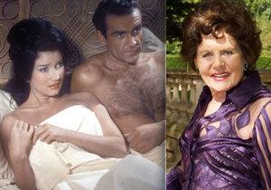 První Bond girl Eunice Gayson zemřela.