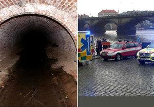 Hledačka kešky byla nalezena v Praze mrtvá.