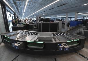 Na Letišti Václava Havla je od 11. června nový bezpečnostní prostor.