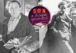 Vítězslav Nezval byl velkým milovníkem žen