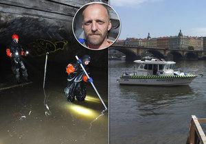 Slávek Hoblík z České asociace geocachingu promluvil o tragédii výpravy hledačů kešek u Motolského potoka