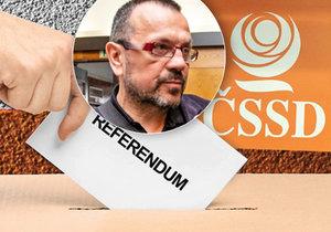 Foldyna ČSSD: Lituji, že sociální demokraté chtějí do vlády.