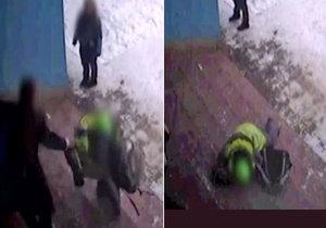 Brutální případ šikany na Slovensku: Alexe (10) učitel škrtil a shodil ho ze schodů, tvrdí matka.