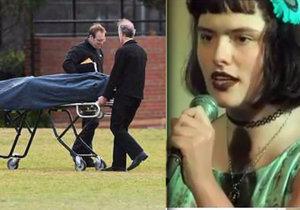 Eurydice Dixon (†22) našli znásilněnou a zavražděnou v parku kousek od jejího domu.