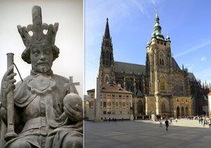 """Václav IV. se před 655 lety stal českým králem. Při slavnostním aktu se """"vykadil"""" na oltář."""