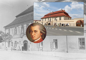 Znovuzrození přepřahací stanice v Běchovicích: »Na jedno« přišel i Mozart!
