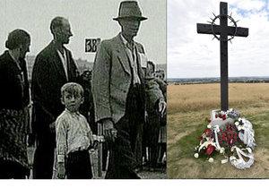Masakr u Přerova: Rodiny vyvlekli z vlaků a chladnokrevně popravili i s batolaty