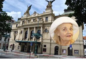 Divadlo na Vinohradech napravuje staré křivdy! Od pondělí intenzivně připravuje poslední rozloučení se svou bývalou hvězdou Gabrielou Vránovou (†78), které se přitom dvakrát dost nešťastně zbavilo.