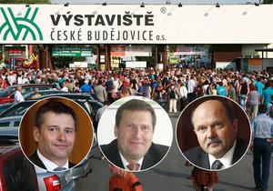 """""""Nečekané."""" Ministr od Čejkové se zbavil šéfa Výstaviště České Budějovice"""