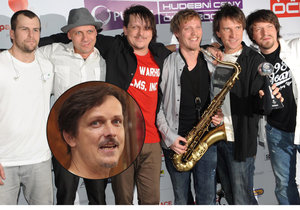 Michal Malátný se obává setkání s vyhozenými muzikanty z Chinaski! Dojde i na pěsti?
