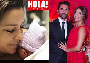 »Zoufalka» Eva Longoria porodila! Syn se narodil poté, co přišla o velkou lásku.