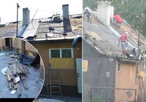 Lidé z kolonie finských domků v Ostravě nechtějí opouštět své domovy. Bojí se, že jim je hned zloději vyrabují.