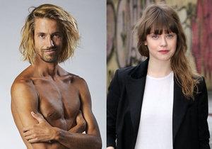 Jenovéfa Boková přestala tajit lásku k Robinsonovi! Táhla ho hned do džungle.
