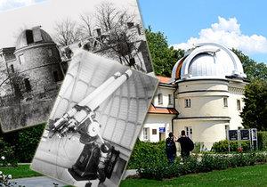 Štefánikova hvězdárna slaví 90 let