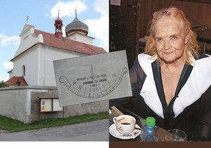 Tajemství Gabriely Vránové (†78), představitelky Aničky Čihákové ze slavného seriálu. Varování osudu z Chalupářů!