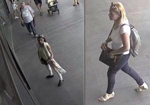 """VIDEO: Vykutálené """"šmátralky"""" řádily ve Štěrboholích: Muži z tašky ukradly peněženku"""